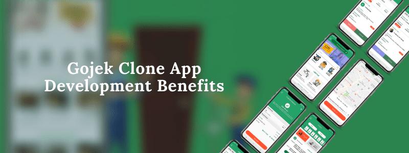 Gojek Clone Benefits