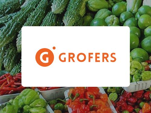 Grofers Clone App