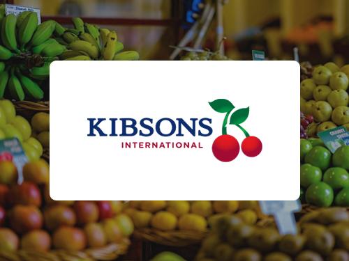 Kibsons Clone App