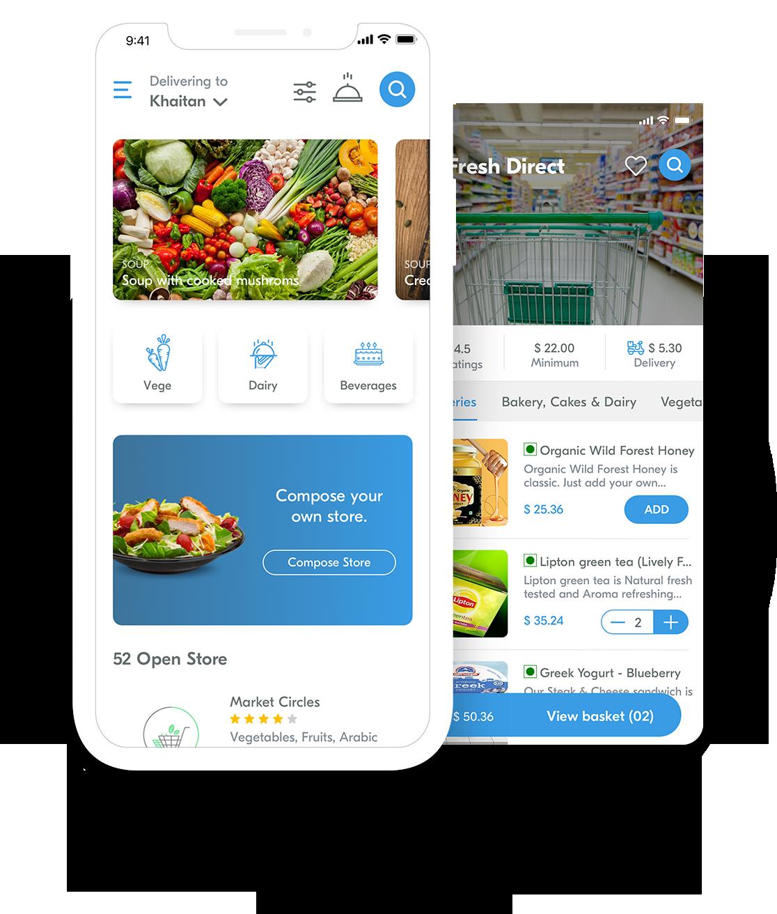 OneCart Clone App