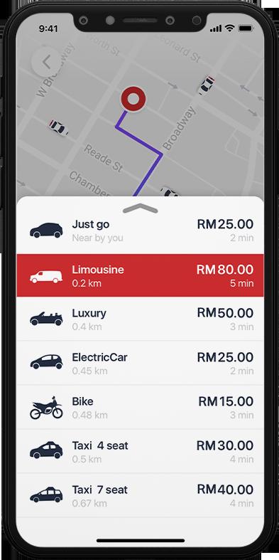 customer app features
