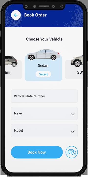 Spongy - car wash app