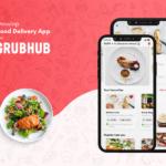 grubhub clone app