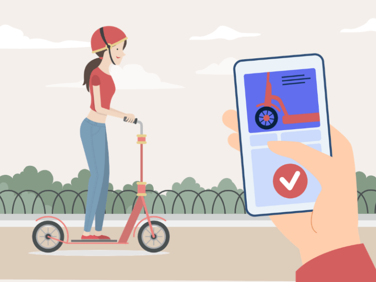 How to Ride Your Way Towards a Successful eScooter App Like LimeBike?
