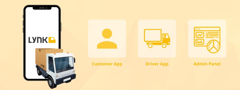 develop app like LYNK