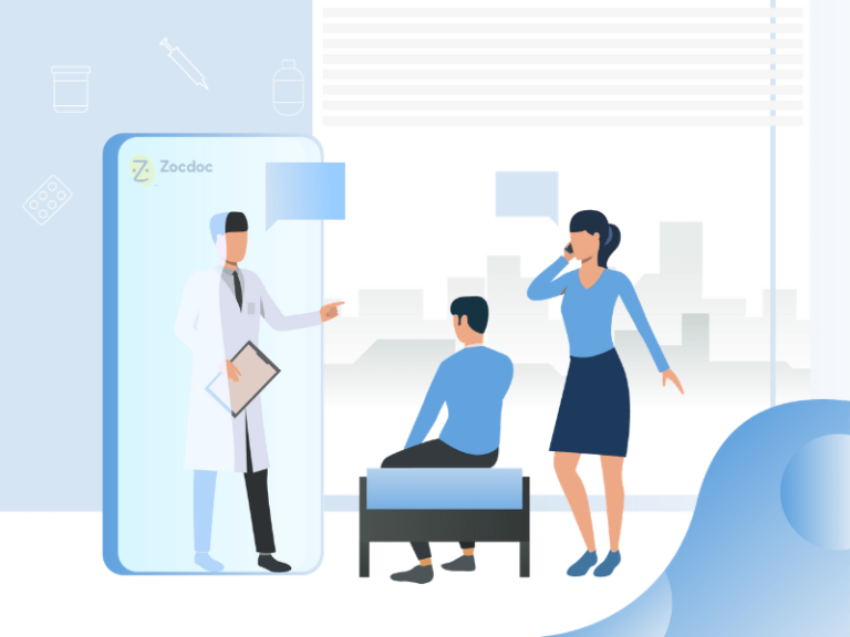 Cost Estimation For Doctor Appointment Booking App Like ZocDoc