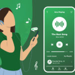 music streaming app like spotify