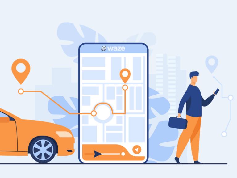 Essential Steps To Develop a GPS Navigation App Like Waze