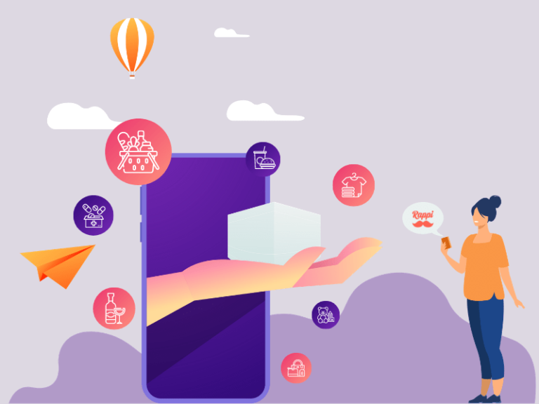 A Complete Guide To Developing On Demand App Similar To Rappi