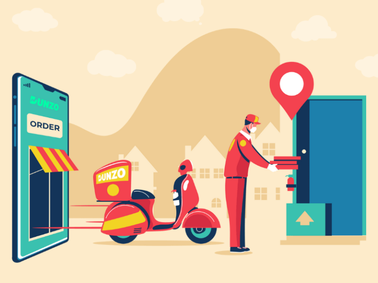 How To Develop A Delivery App Like Dunzo Clone